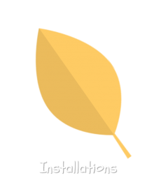 Installations Leaf